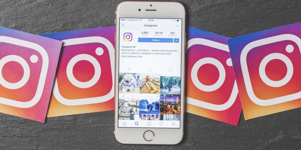 """Kaip """"Instagram"""" dizaino """"trendai"""" veikia komunikaciją?"""
