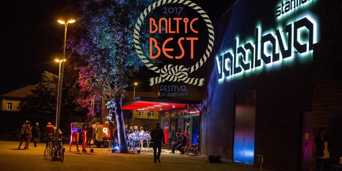"""""""Balticbest"""" festivalis šiemet keliasi į Taliną"""
