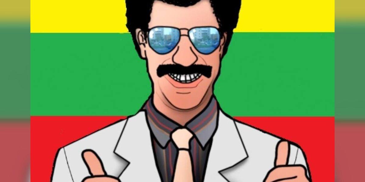 Karolis Žukauskas. Ar Lietuva išlaikys Borato testą?
