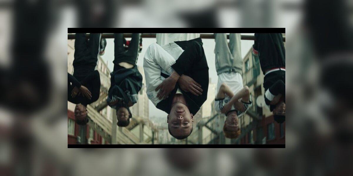 """Meistriškoje """"Adidas"""" reklamoje – duoklė ir Snoop Dogg, ir F. Sinatrai"""