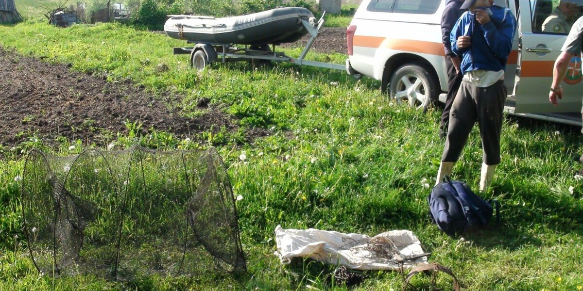 Aplinkosaugininkai konfiskavo visą nelegalių medžioklės ir žūklės įrankių kolekciją