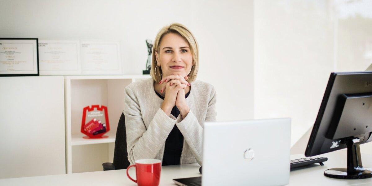 """""""Go Vilnius"""" vadovė Inga Romanovskienė: drąsūs sprendimai reikalauja pasiruošimo"""