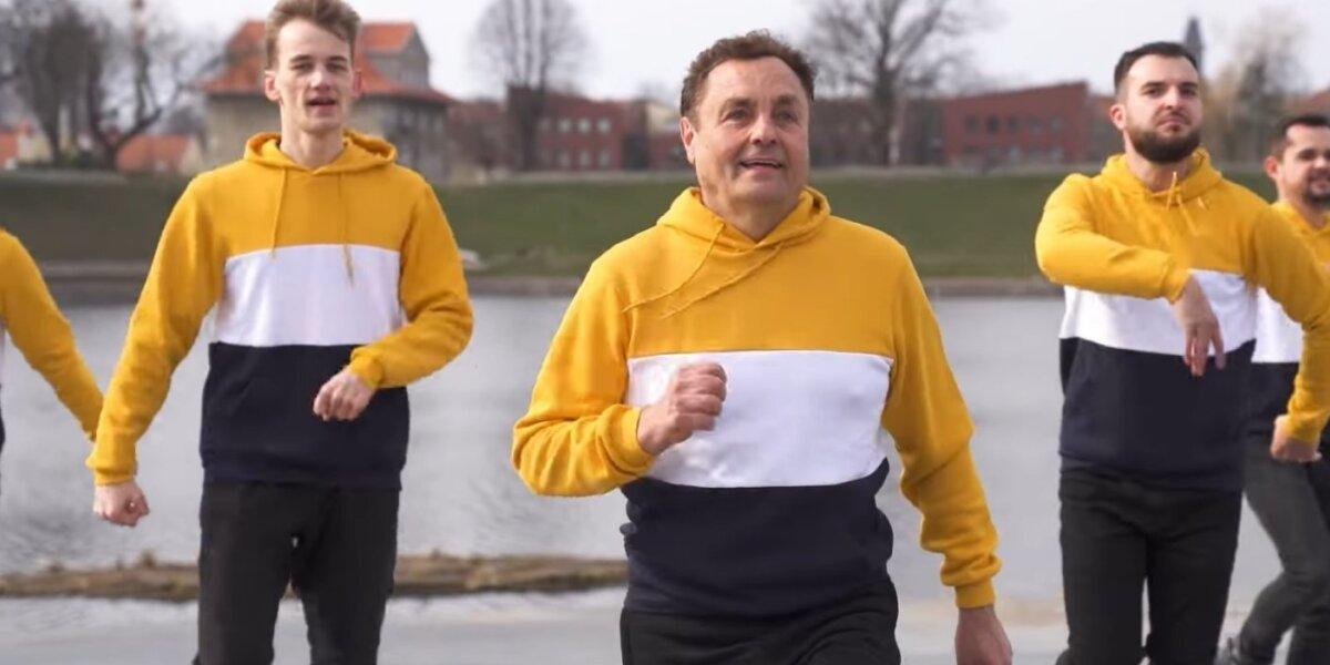 Įvertino sporto klubo reklamą su Petru Gražuliu: kaip bebūtų šlykštu, mes apie tai kalbėsime