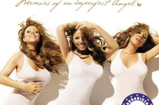"Mariah Carey ""Memoirs of an Imperfect Angel"" fot. Universal Music Polska"