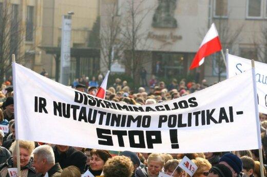Forum Rodziców żąda, aby Ministerstwo Oświaty podało wyniki z próbnego egzaminu z litewskiego
