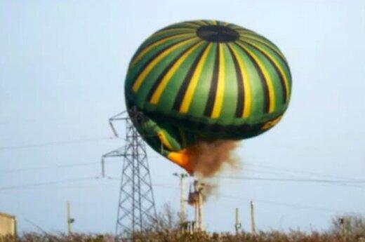 Egipt: Rozbił się balon z 20 turystami