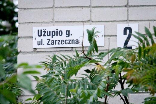 Podwójne nazewnictwo na Litwie utrudni życie... Łotyszom