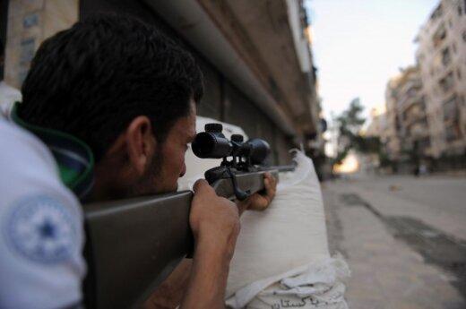 Asadowie – z kim walczą syryjscy rebelianci?