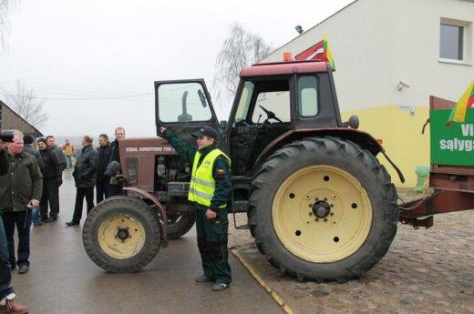 Ziemia na Litwie tylko dla obywateli