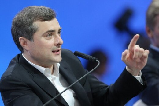 Rosja: Surkowa zwolniono ze stanowiska wicepremiera