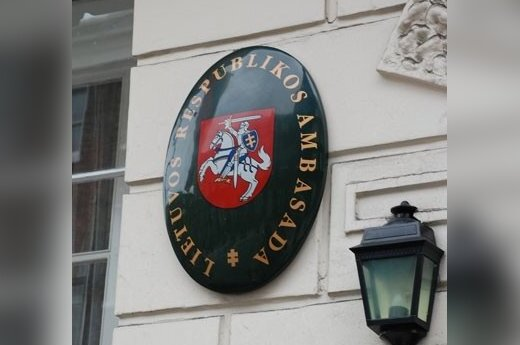 Litwa nie ma ambasadora na Białorusi z powodów finansowych