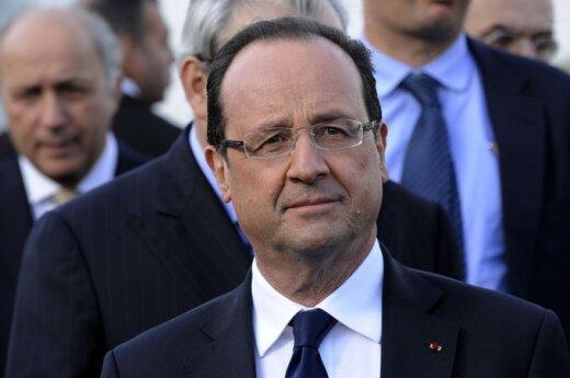 Francja: Hollande pomylił Japończyków z Chińczykami