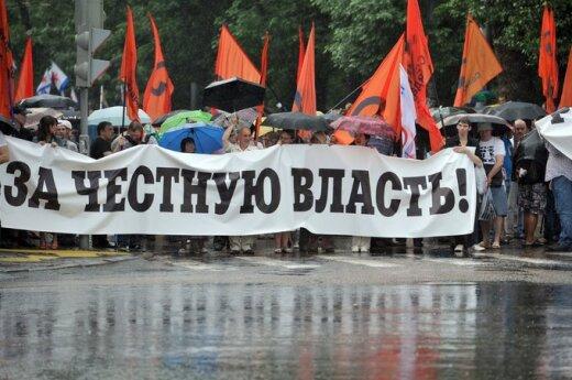 Rosja: Wielka demonstracja opozycji w Moskwie