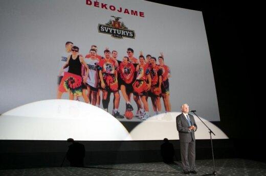 Legenda litewskiej koszykówki już w kinach