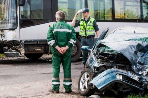 W wypadku samochodowym w Nowej Wilejce zginął człowiek