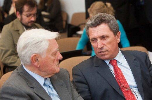 Adamkus: Zabrakło dialogu między dwoma narodami