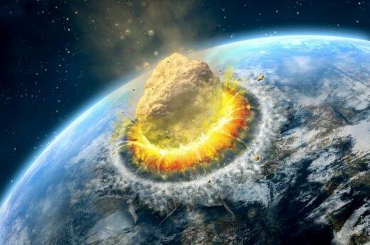 NASA: Ziemia w ciągu 100 lat zderzy się z 400 asteroidami