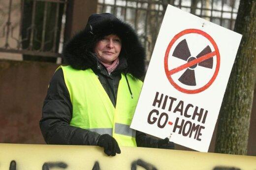 65 proc. mieszkańców Litwy jest przeciwnych budowie nowej elektrowni atomowej