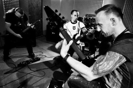 Behemoth fot. Mystic Production