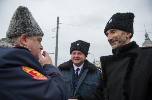 Rosja: Władze chcą uzbroić Kozaków