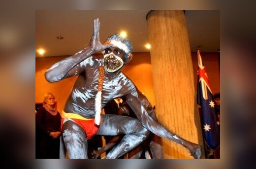 Australia: Aborygeni chorują na kiłę