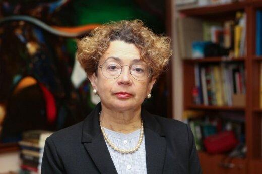 Faina Kukliansky: Żydzi na Litwie czują się komfortowo
