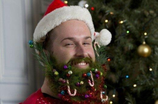 Kalėdos barzdoms