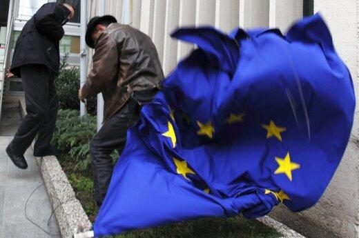 Szwajcaria: Unia straciła na wiarygodności