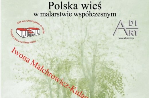 Polska wieś we współczesnym malarstwie polskim