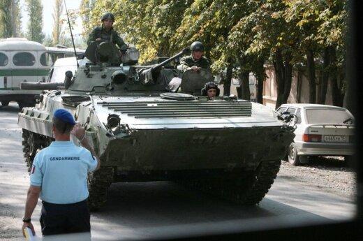 Maciążek: Rozpad Ukrainy i rosyjska interwencja