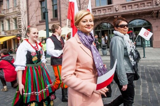 Tamašunienė: Nie jesteśmy zagrożeniem dla Litwy