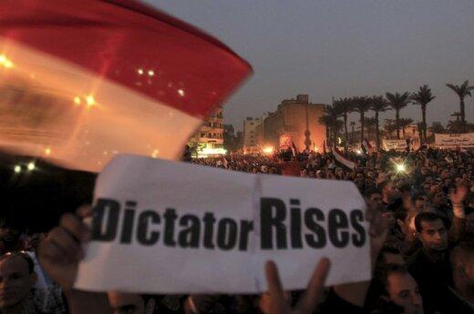 Janczys: Egipska lekcja dla Grybauskaitė