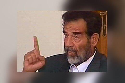 Problem z Koranem spisanym krwią Saddama Husajna