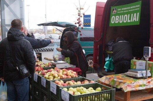 Świeże wiadomości z bazarów wileńskich: Bazary mobilne