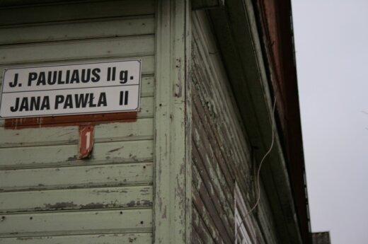 Sąd: Kara dla L. Kotłowskiej z powodu tablic z nazwami ulic