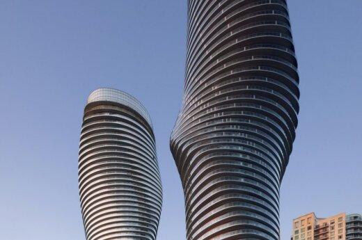 Absolute Towers przydatne do zamieszkania