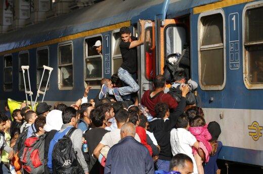 Polska Straż Graniczna nie odnotowuje zwiększonego napływu uchodźców