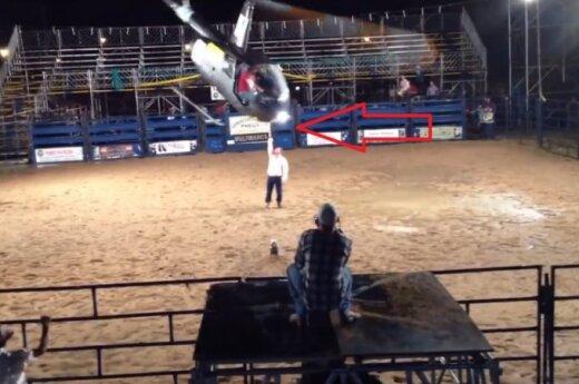 Helikopter tańczy walca