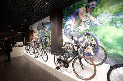 Prastas sezonas dviračių prekeiviams