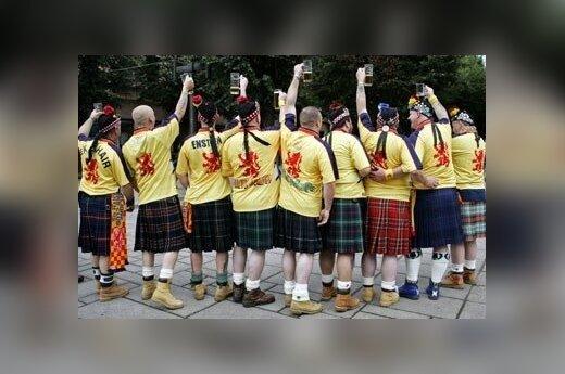 Polacy mogą zadecydować o niepodległości Szkocji