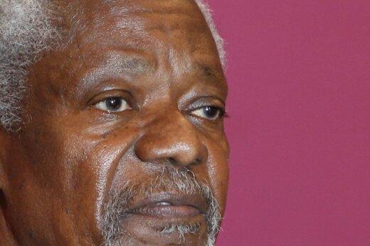 Maciążek: Rezultat spotkania Putin-Annan
