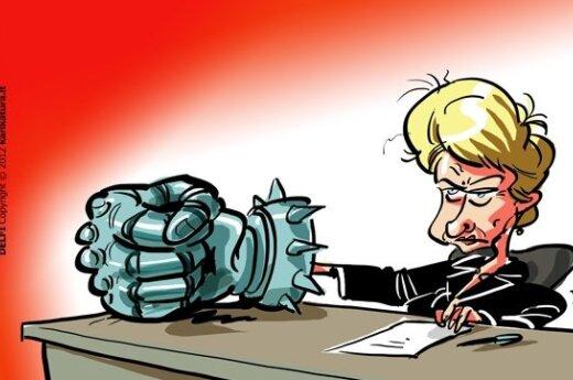 Grybauskaitė, prezidentė