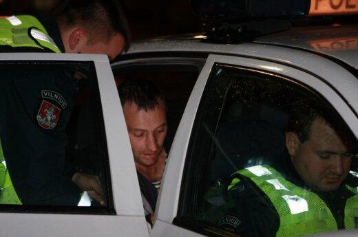 Mer i policja: Wilno jest bezpiecznym miastem