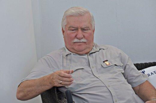 Lech Wałęsa: To co mamy dzisiaj, nie jest ani komunizmem, ani kapitalizmem