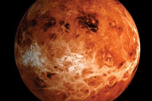 Dzisiaj w nocy Wenus przejdzie przez Słońce