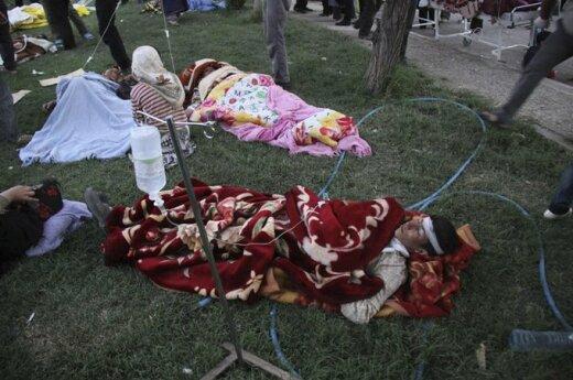 Iran: Odrzucono pomoc humanitarną USA