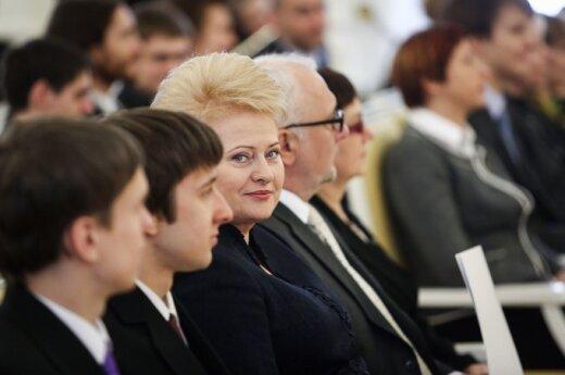 Grybauskaitė: Sejm obronił honor i godność