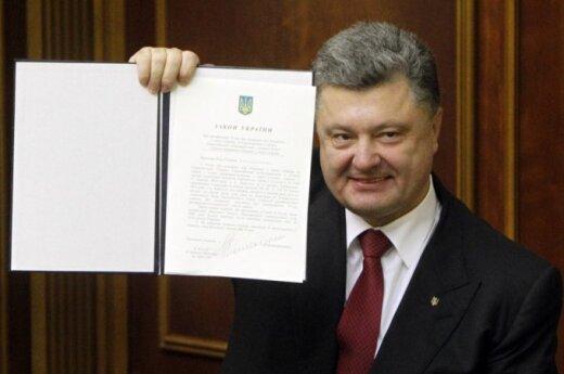 Rada Najwyższa Ukrainy i Parlament Europejski ratyfikowały umowę stowarzyszeniową UE-Ukraina