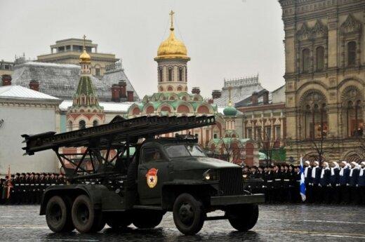 Litwa, jako jedyna w UE, zbojkotuje Paradę Zwycięstwa w Moskwie
