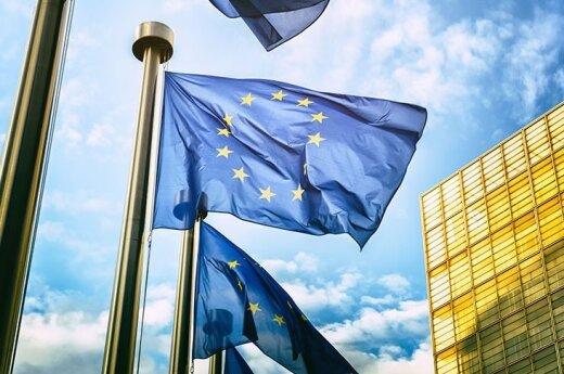 Geros naujienos iš Europos nepaskatino euro brangimo